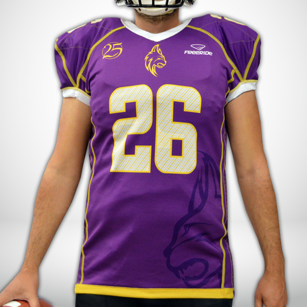 3e3e2d57f421e Camiseta Oklahoma. Camiseta de fútbol americano ...