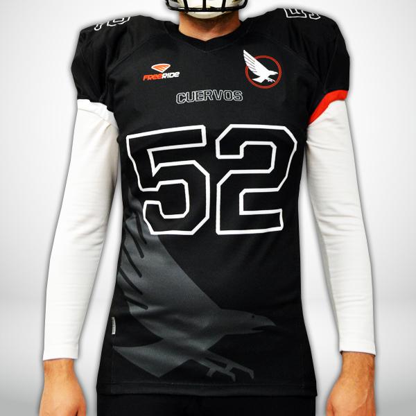 a83c5efb0afb6 Camiseta Texas. Camiseta de football americano personalizada ...