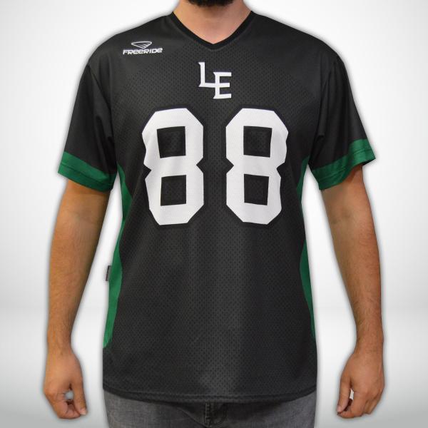 3a3c02eba62de Camiseta Técnica Fútbol Americano personalizada